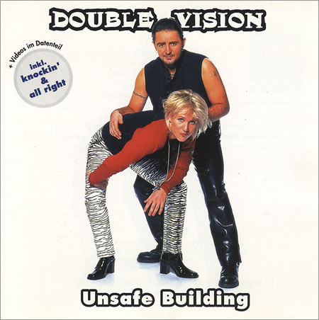 Double vision unsafe building 76611