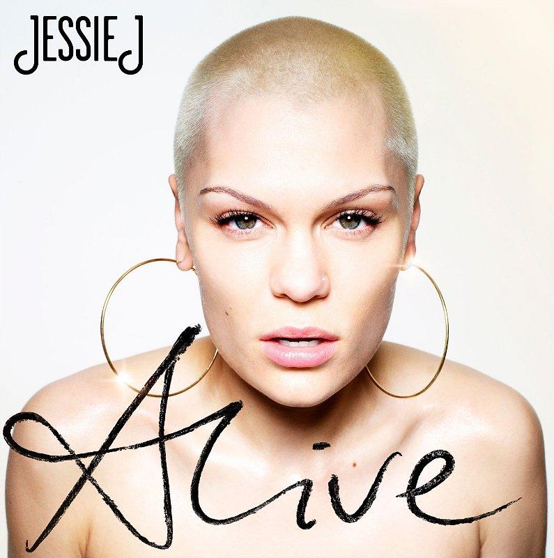Jessie j unveils alive tracklist