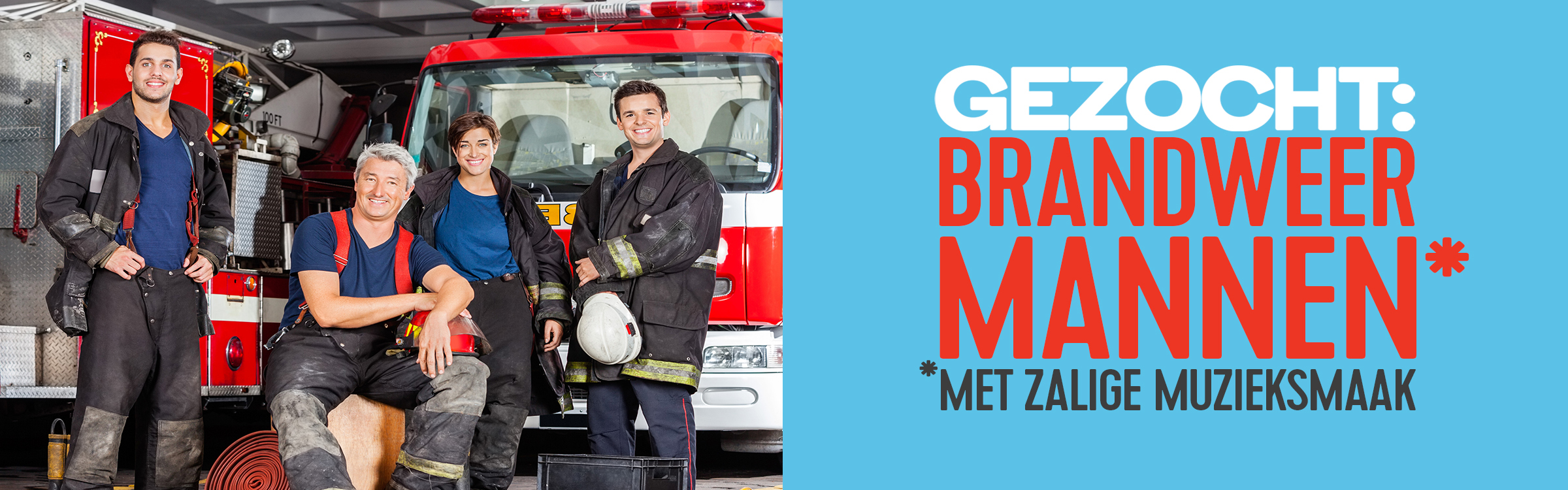 Brandweer header image