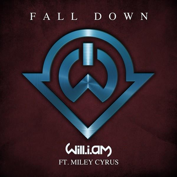 fall down   will i am ft  miley cyrus by kidrauhlslayer d62dkp0