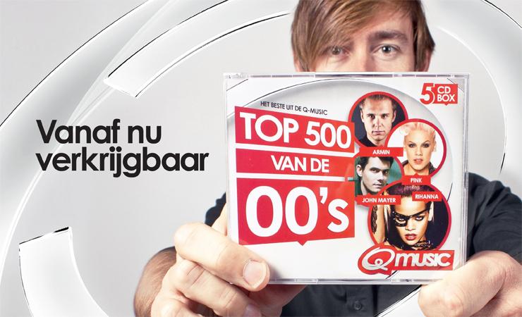Top500 00s autopromo cd
