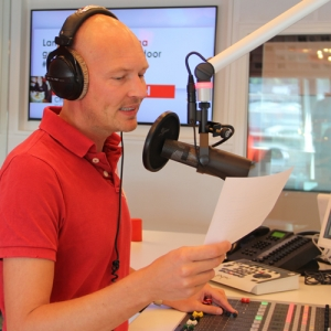Wouter leest brief