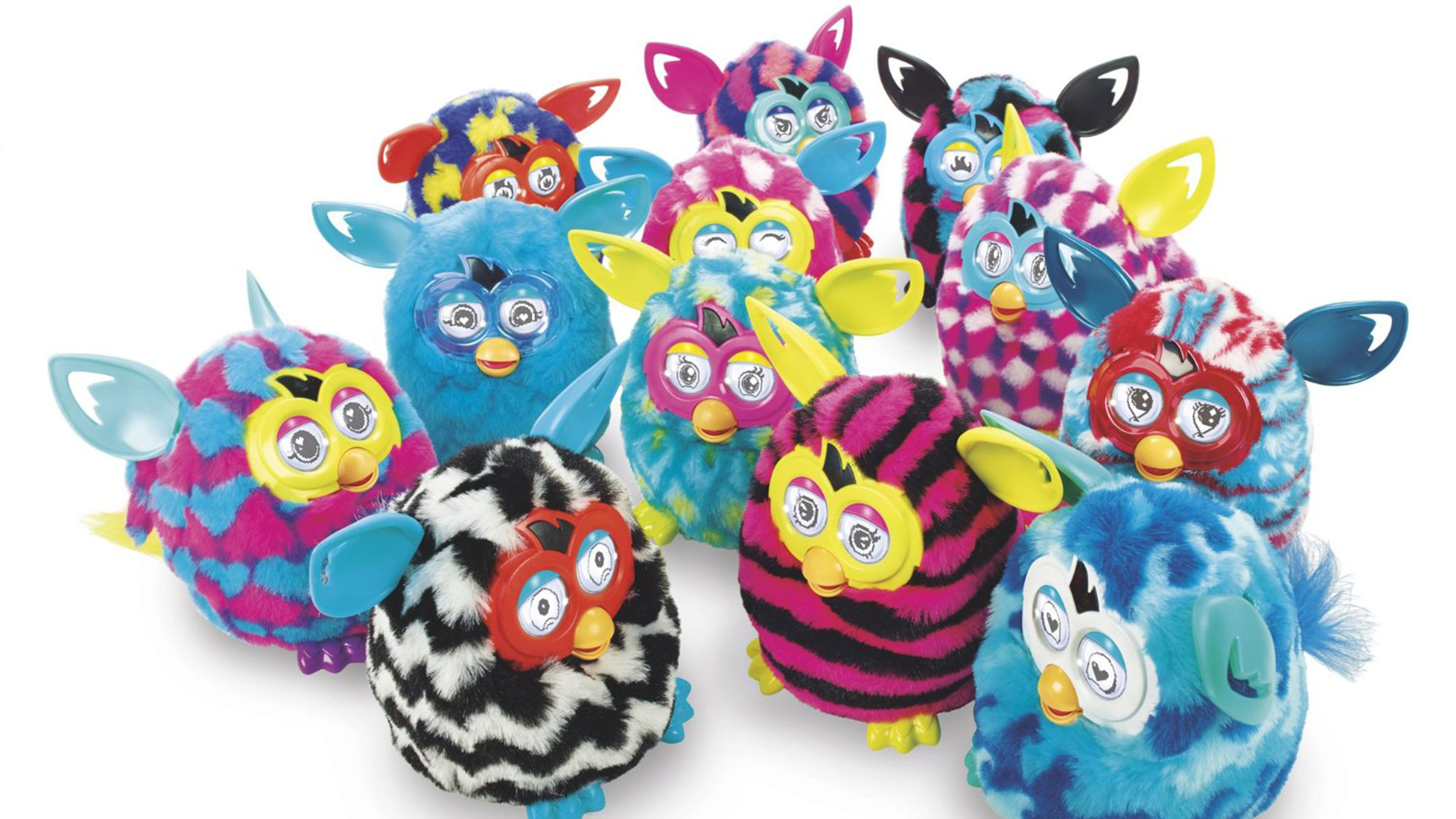 Furby boom all colours1