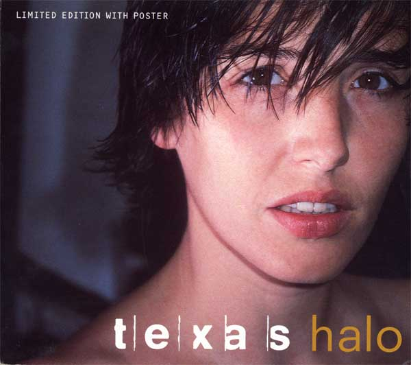 Texas halo uk cd a