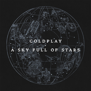 Coldplay   a sky full of stars  single