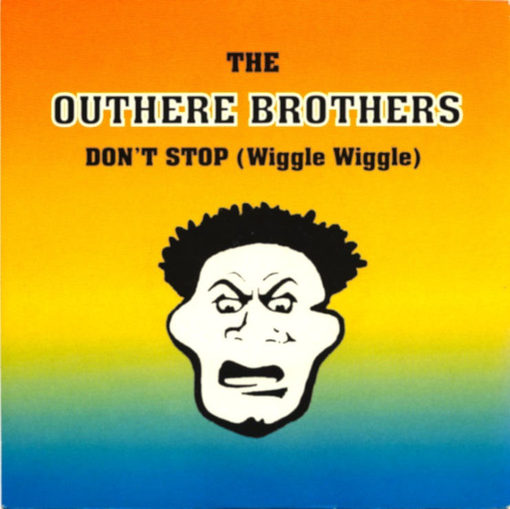 The outhere brothers dont stop wiggle wiggle townhouse radio edit wea