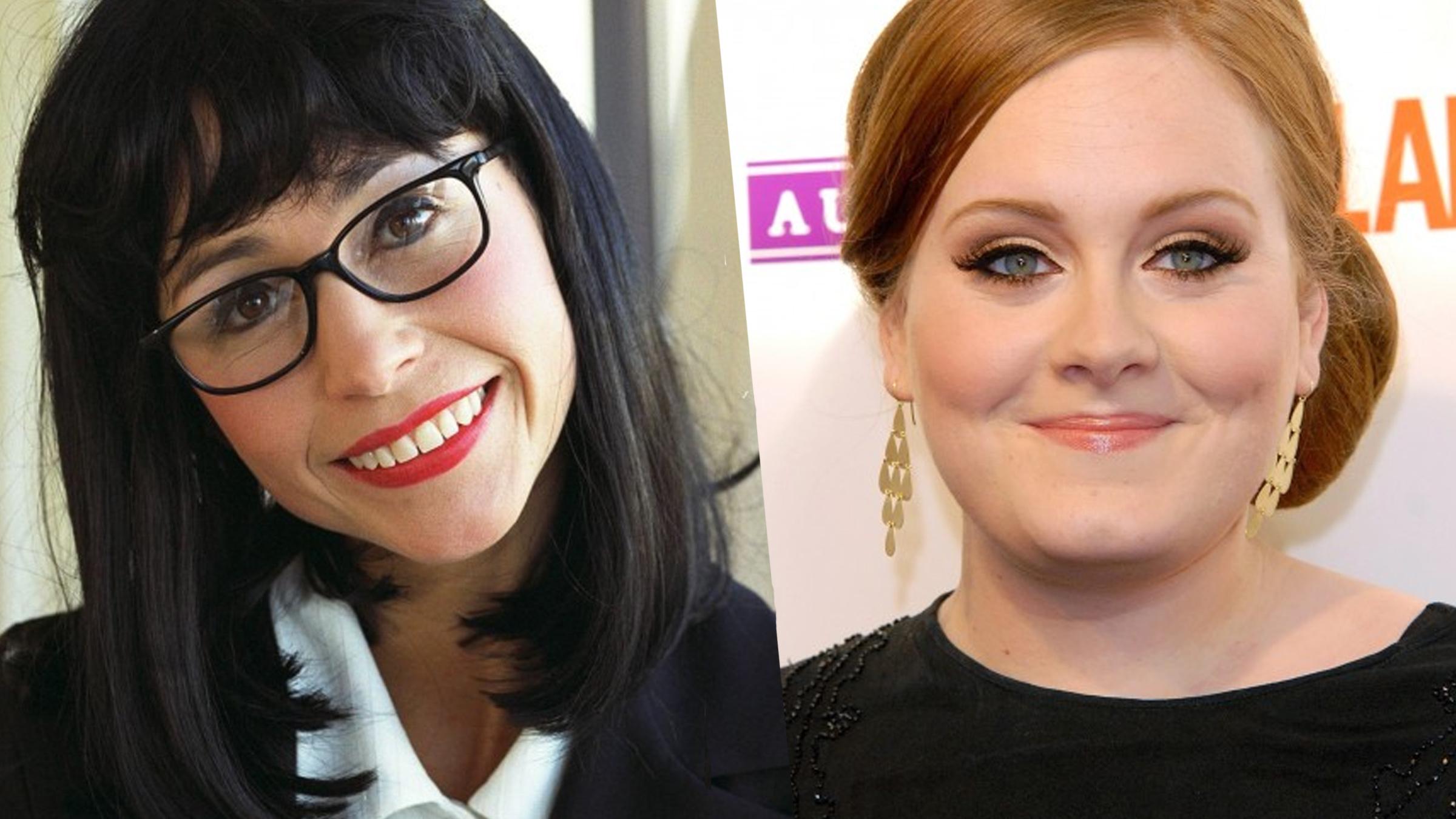 Adele ushi teaser