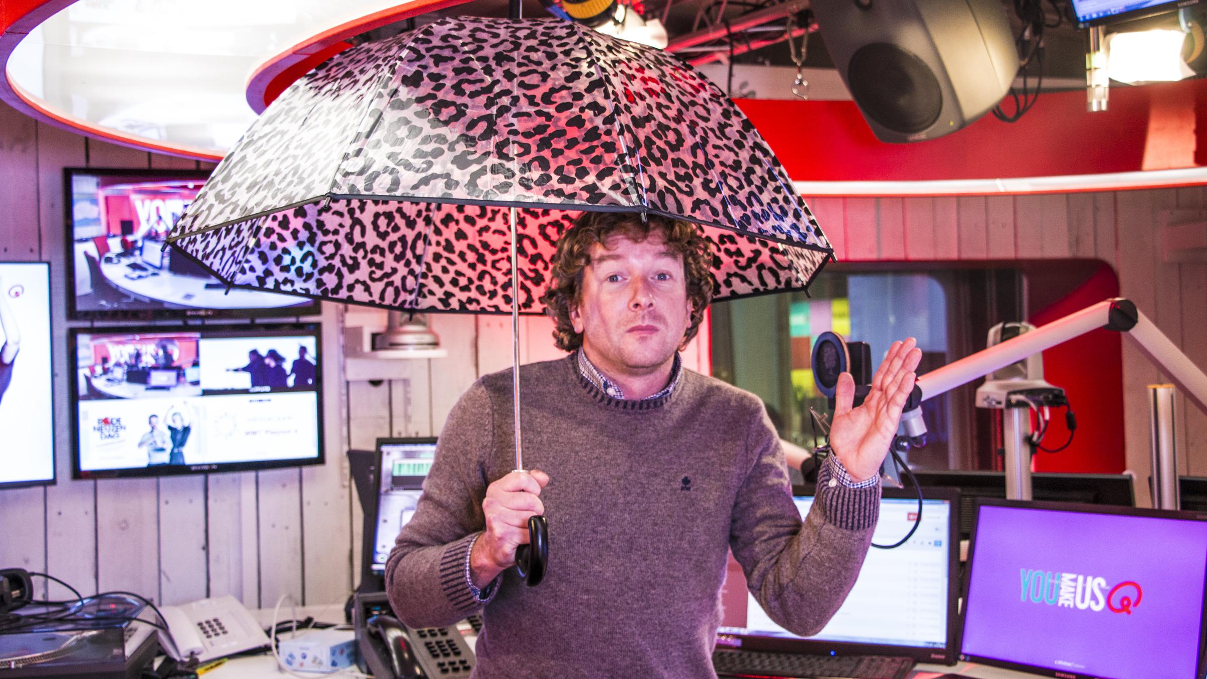 Bj en paraplu 169