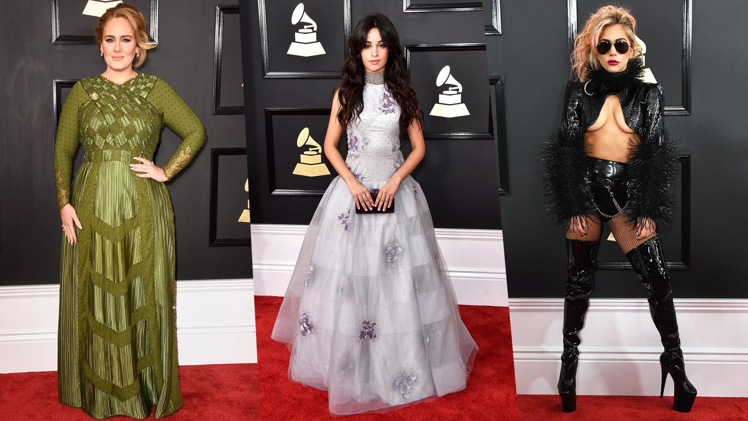 Grammys jurken teaser