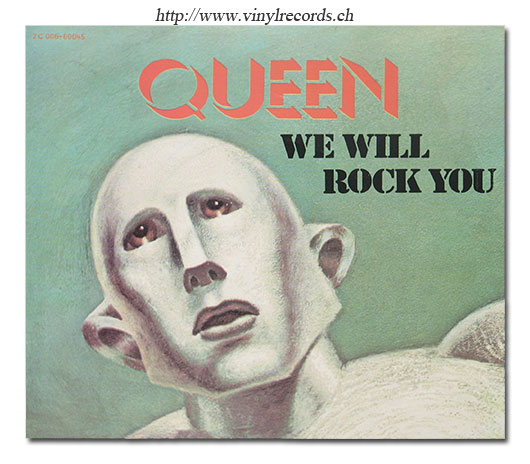 Queen rock you 60