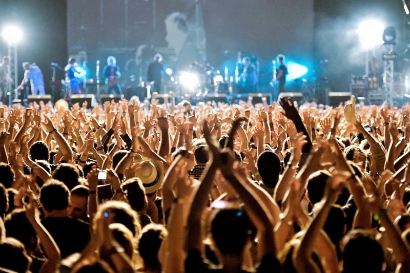 Festival publiek