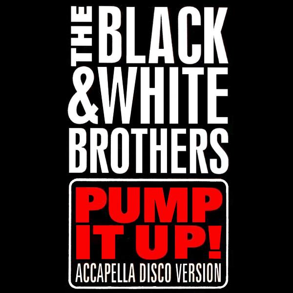 Black white pump it up itunes.600x600 75