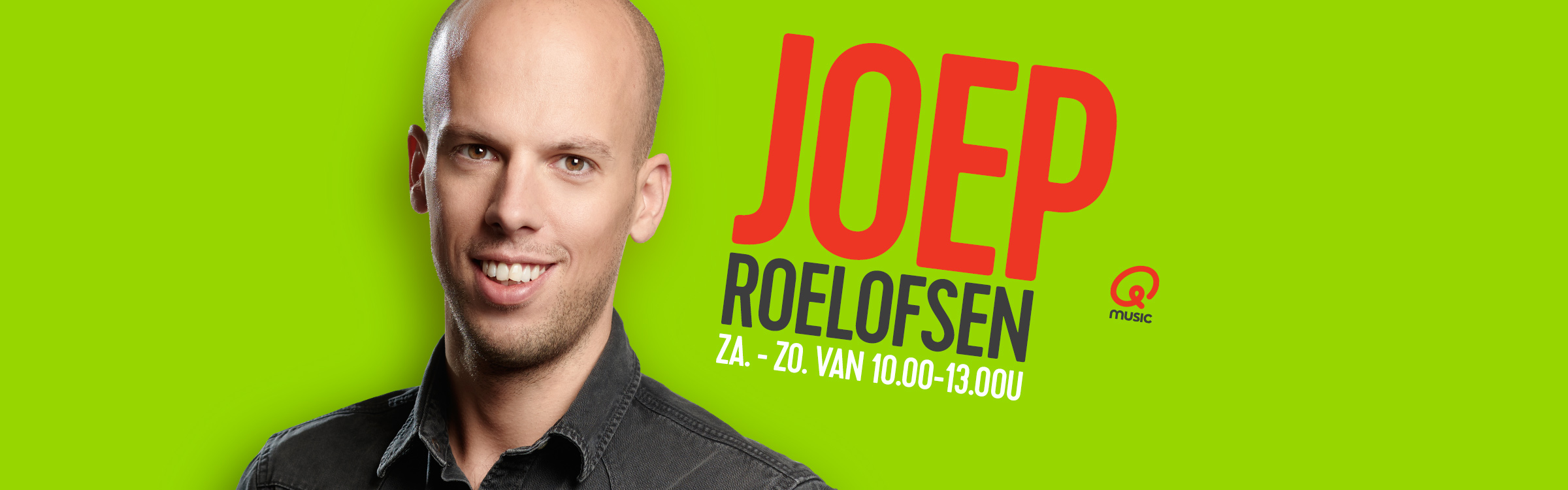 Qmusic actionheader djs joep  1