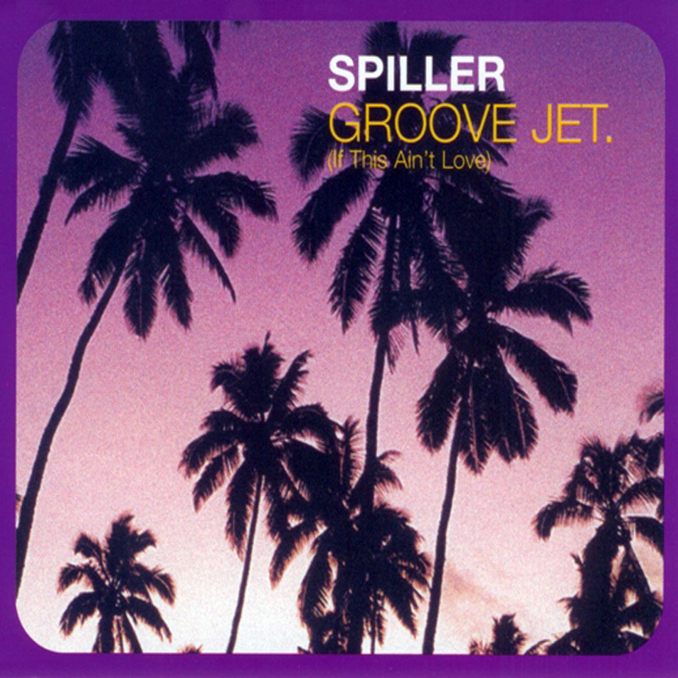 Spiller groovejet  feat sophie ellis bextor   cd single   belgica  frontal