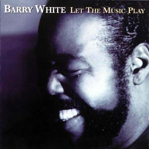 Barry white cd   let the music play