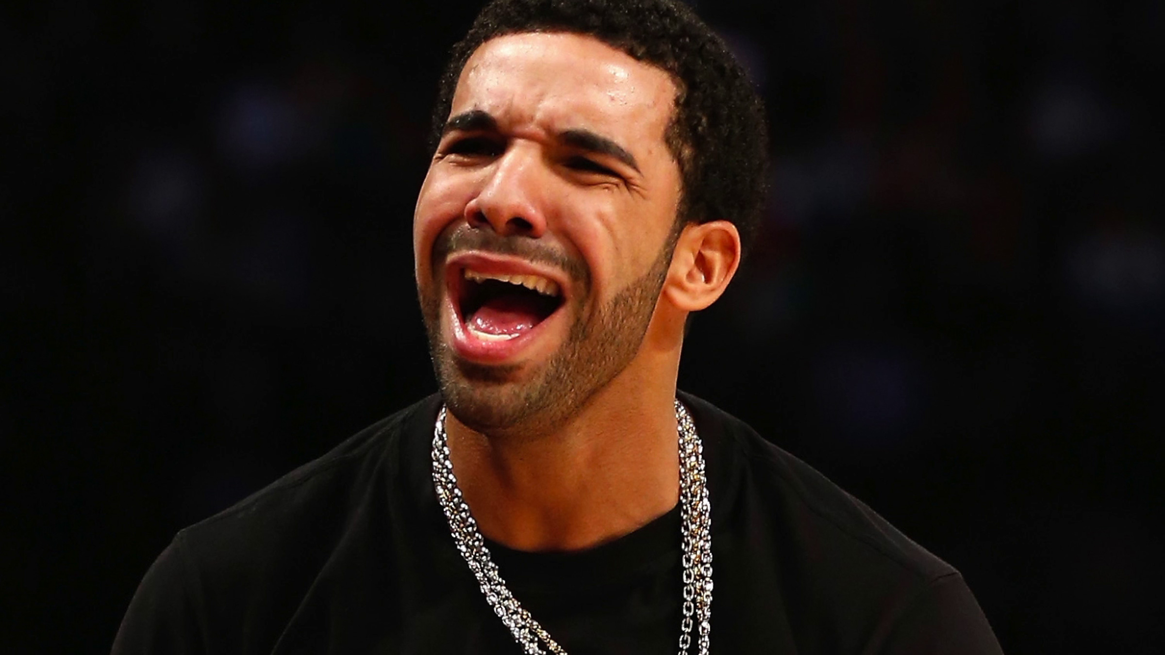 Teaser drake sad face