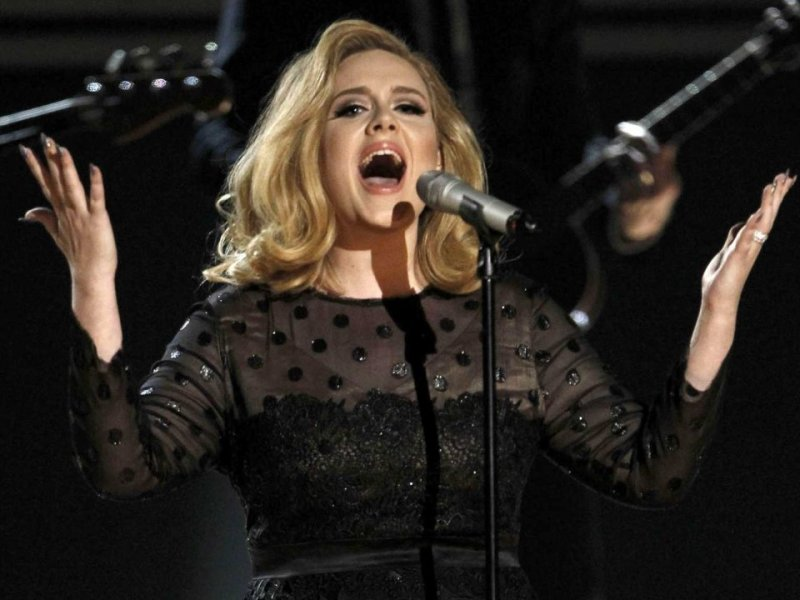 Adele grammys 2