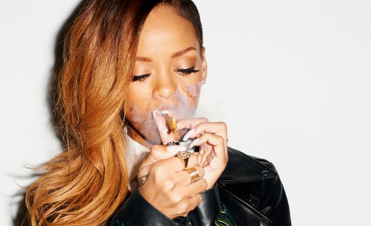 Rihannasmoke