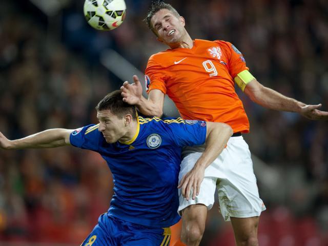 Nederland kazachstan in beeld