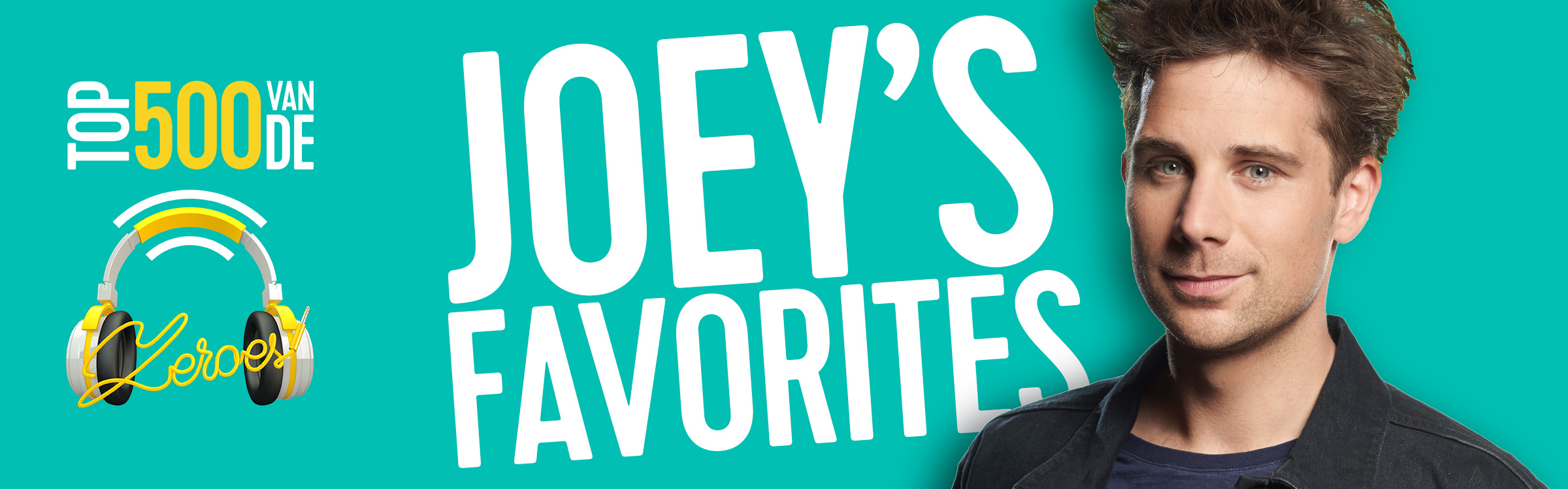 Joey favo header