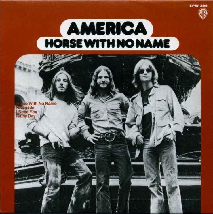 America horse with no name