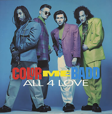 Color me badd all 4 love 372715