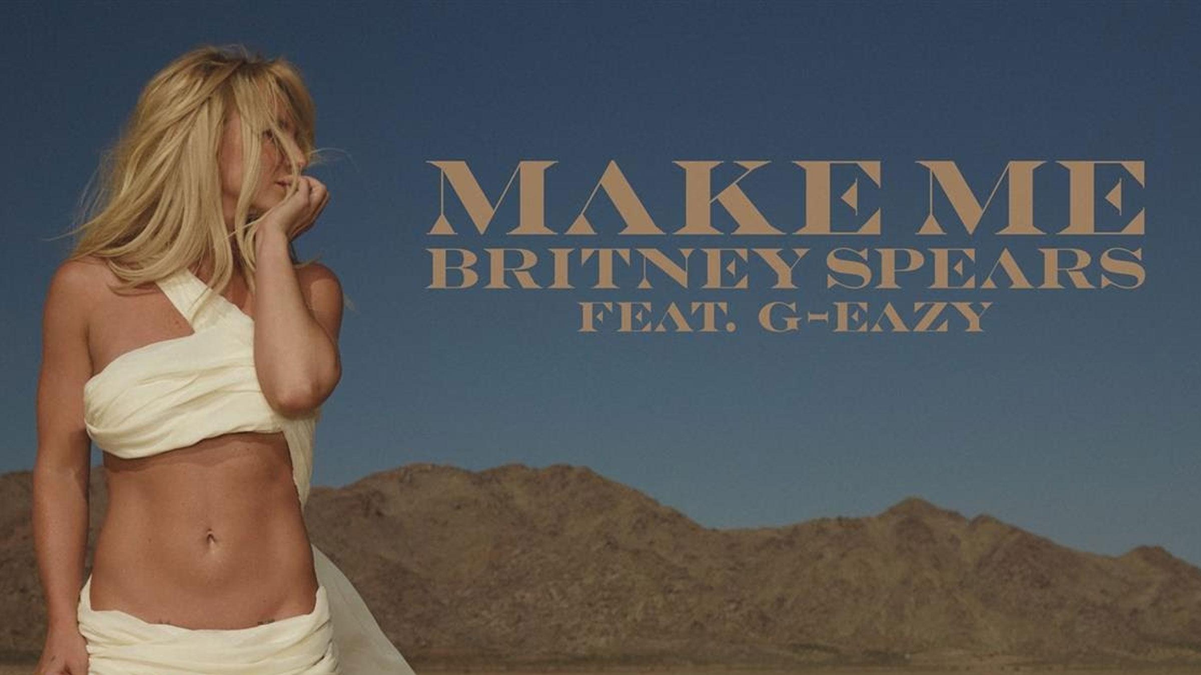 Britney teaser