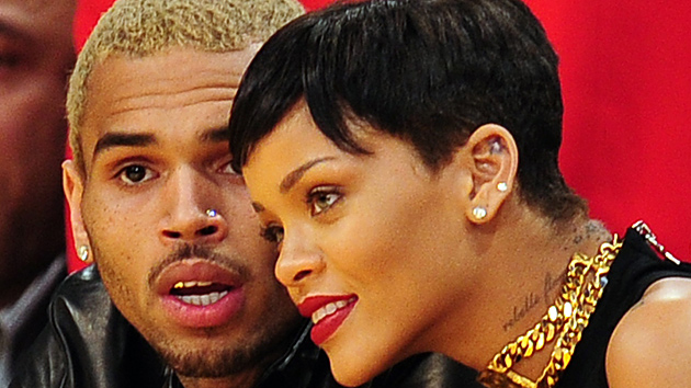 Chris brown rihanna 2013 pic