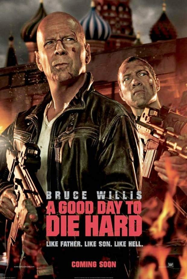 A good day die hard poster01