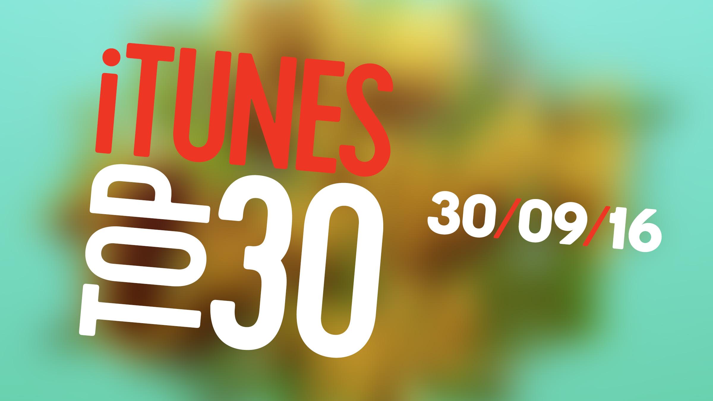 Qmusic teaser itunestop30 300916