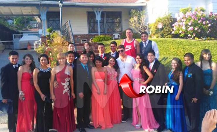 Robin thicke prom tmz 3