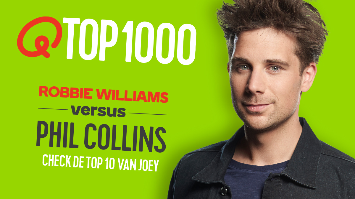 Qmusic teaser top1000 djs joey