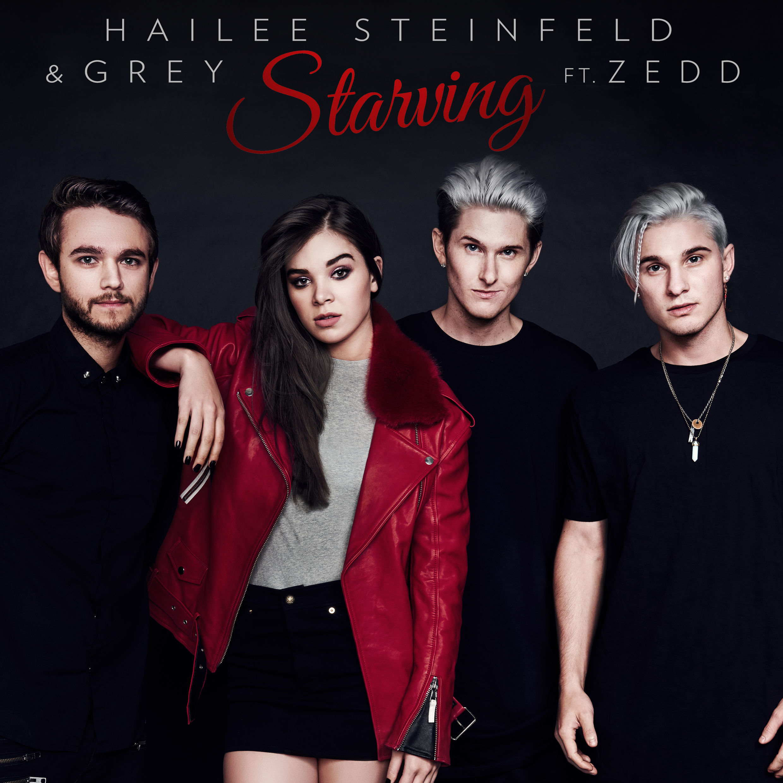 Hailee steinfeld grey starving 2016 2480x2480