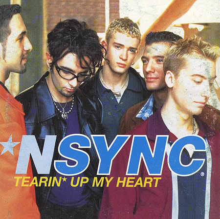 N sync tearin up my hear 253529