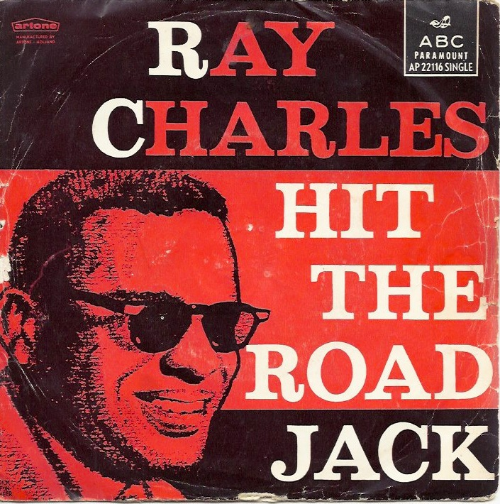 Ray charles and his orchestra hit the road jack 1961 6