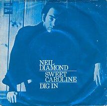 Neil diamond sweet caroline stateside s