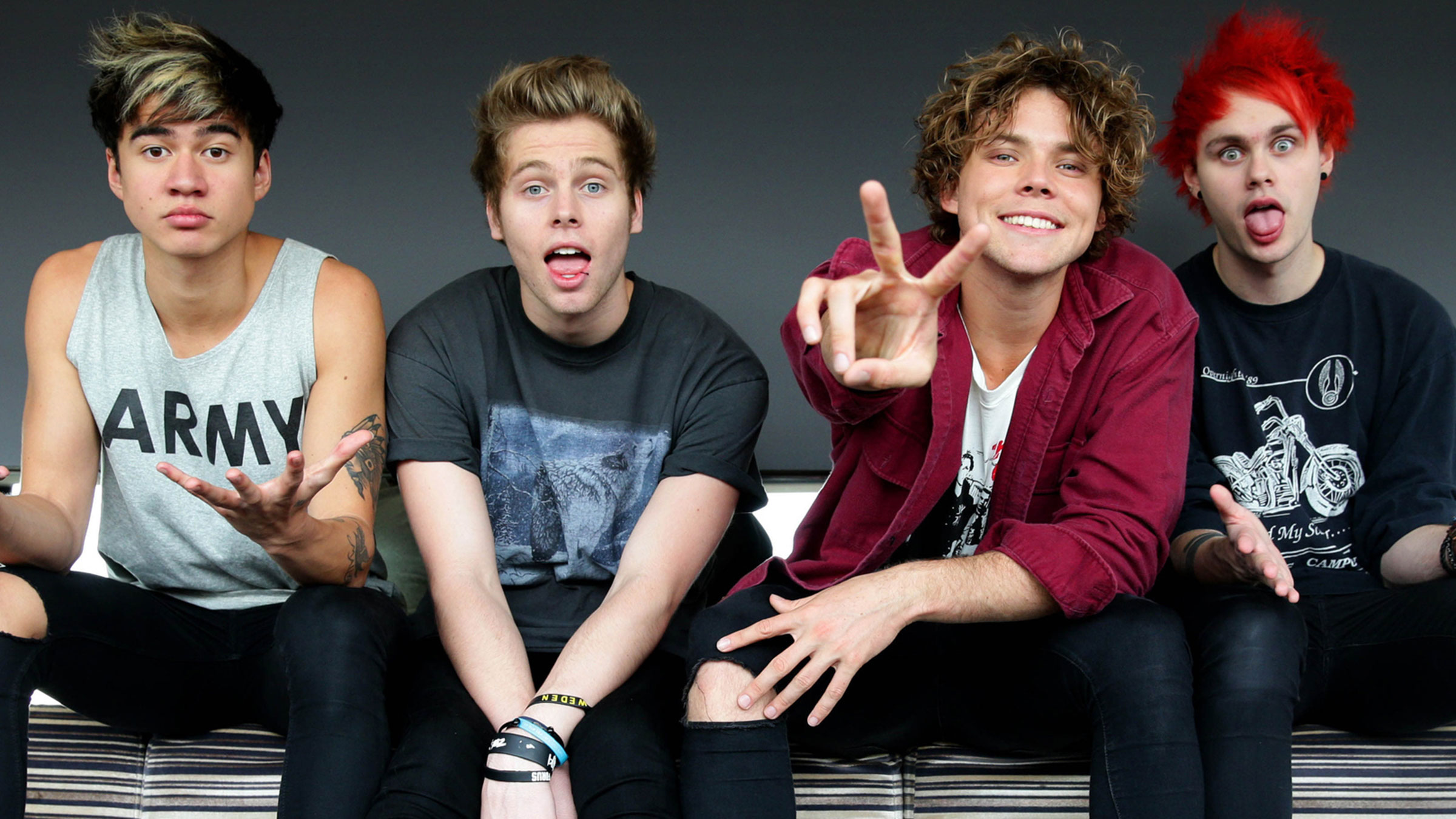 5 seconds of summer sydney photo shoot 2