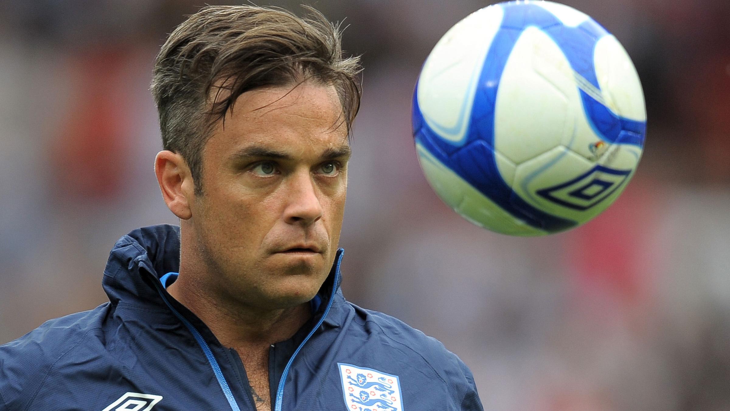 Robbie voetbal teaser