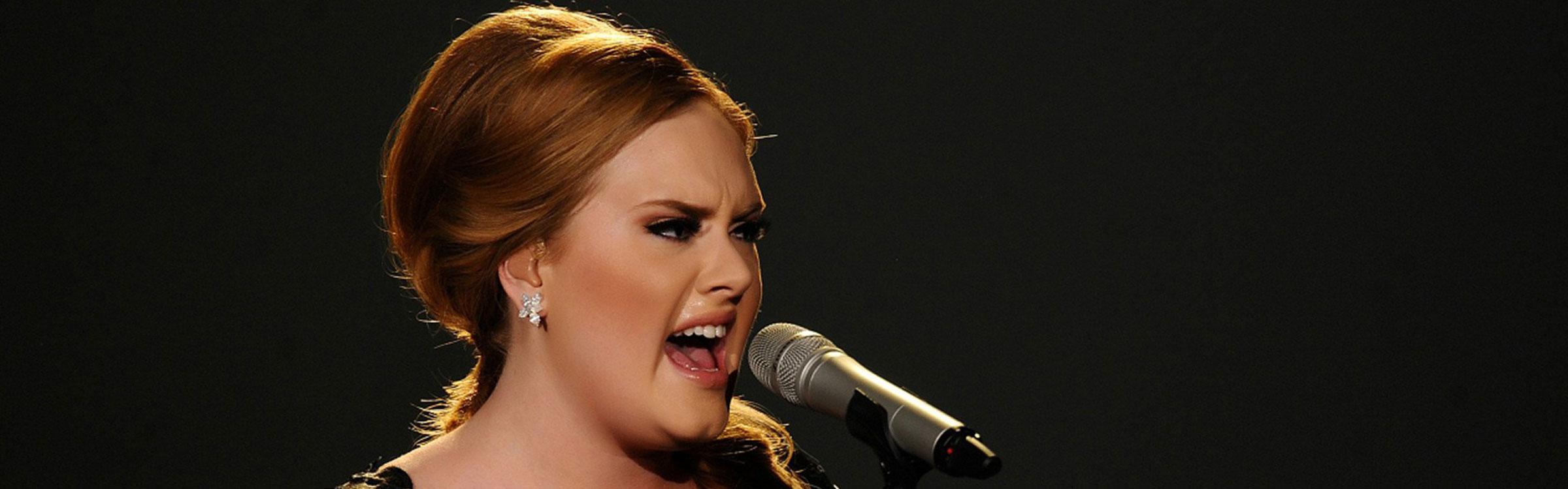 Adele singing 1920x1200 wide wallpapers.net
