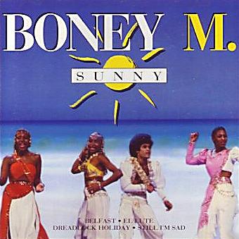 Boney m.   sunny  1995