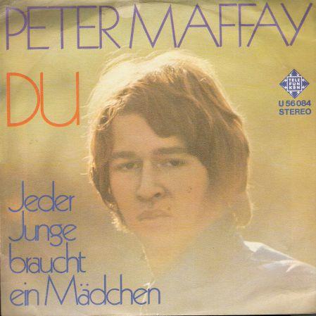 Peter maffay du jeder junge bracht ein madchen fotohoes 13085950