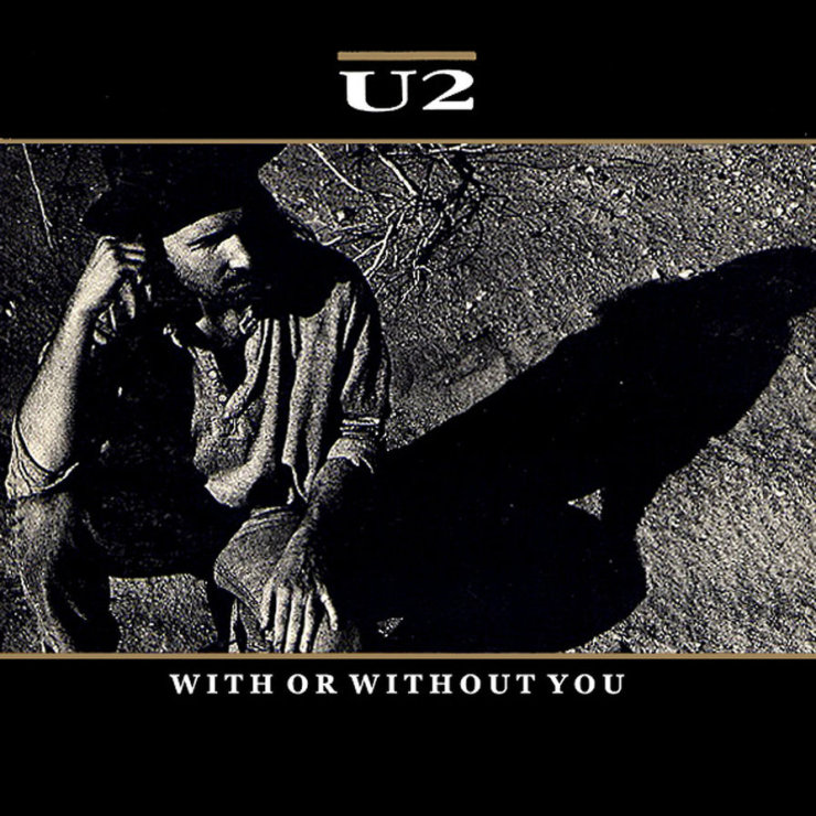 U2  with or without you by wedopix d3av3oc2