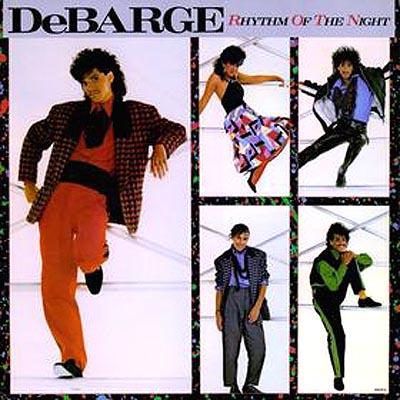Debarge rhythm of the night 1985