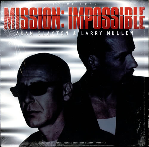 Larry mullen  adam clayt theme from missio 161423