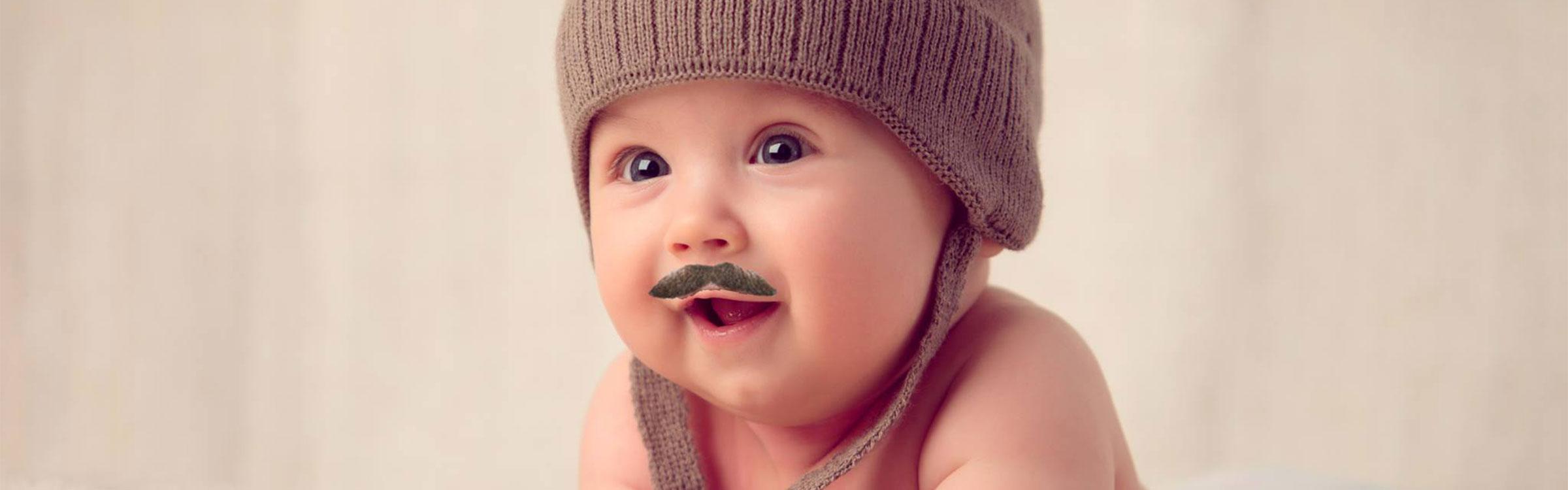 Maarten baby page
