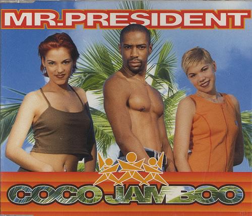 Mr president coco jambo 62238