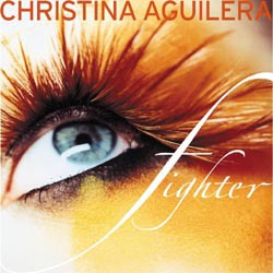 Christina aguilera   fighter cd cover