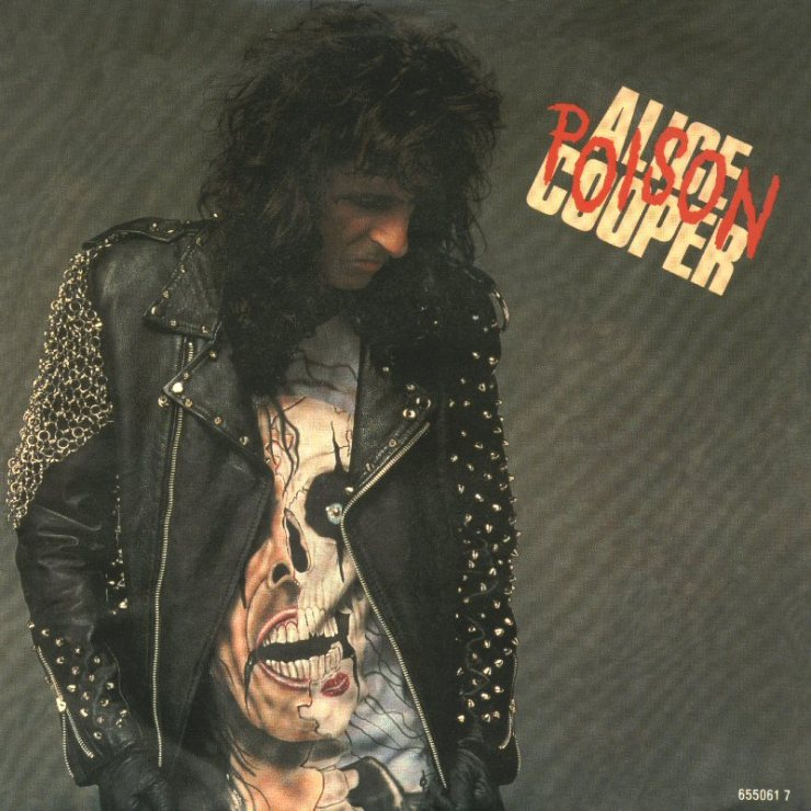 Alice cooper poison epic
