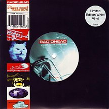Radiohead street spirit fade out parlophone s