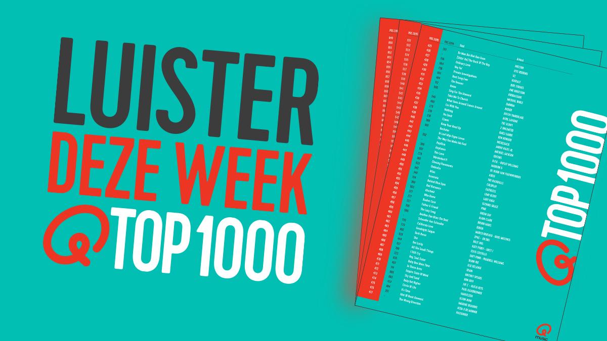 Qmusic teaser top1000 luister